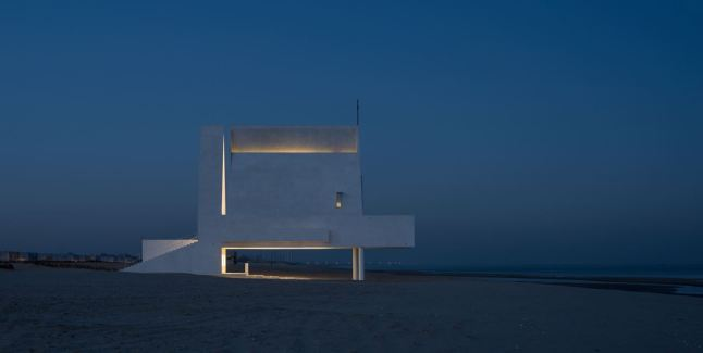 seashore chapel Vector Architects Chine